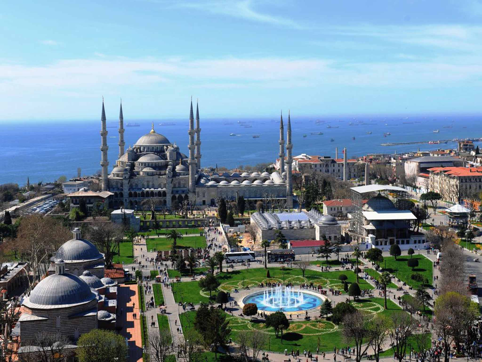 Cheap holidays to istanbul turkey cheap city breaks for Al sinno hotel istanbul