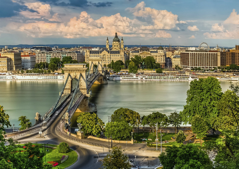 Exploring the Eclectic City of Budapest