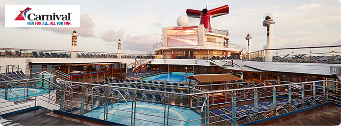 Carnival Cruises with the Carnival Freedom