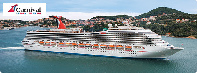 Carnival Cruises with Carnival Liberty