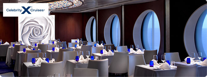 Celebrity Cruises with the Infinity