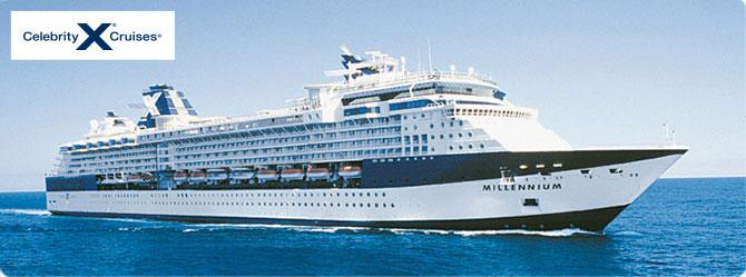Celebrity Cruises Millennium Class