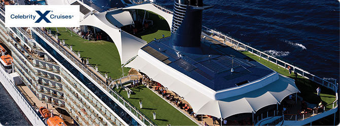 Celebrity Cruises Solstice Class
