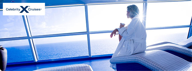 Celebrity Cruises with the Ecplise