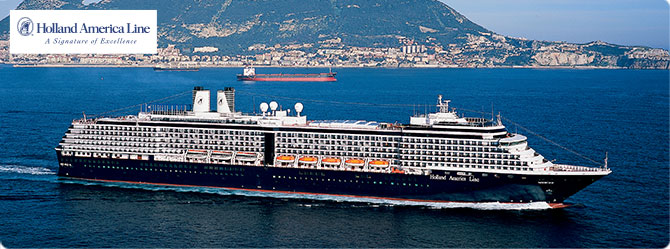 Holland America Cruise Line MS Noordam