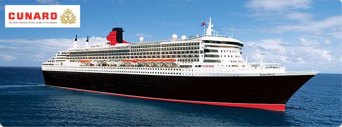 Cunard Cruises Queen Mary 2
