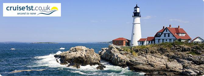 Cruise1st New England Cruises