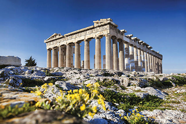 Athens Stay with Iconic Aegean Cruise