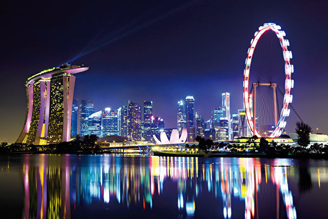 Singapore Stay with Thailand & Vietnam Cruise