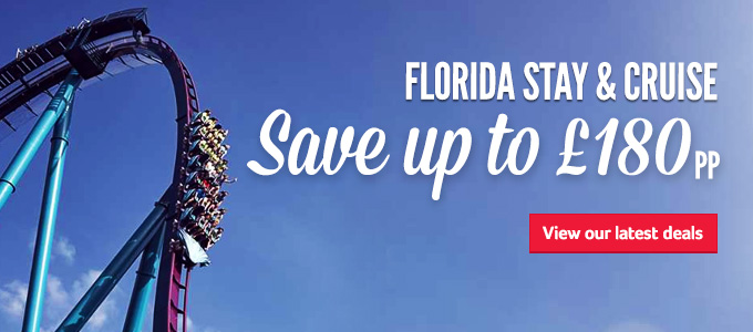 Generic | Save up to £180pp | Florida Stay & Cruise