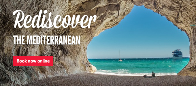 Generic   Rediscover the Mediterranean   View our latest deals
