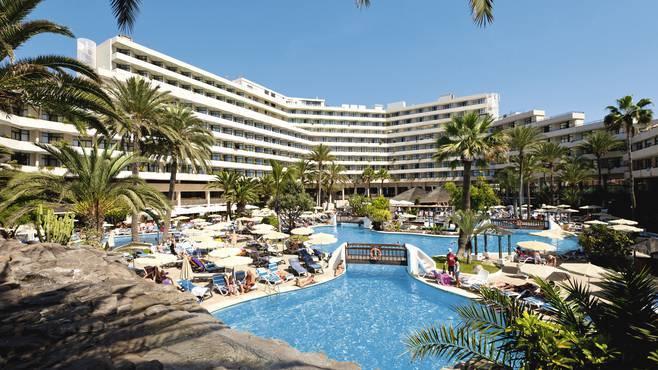 Cheap holidays to hotel h10 conquistador playa de las - H10 conquistador tenerife ...