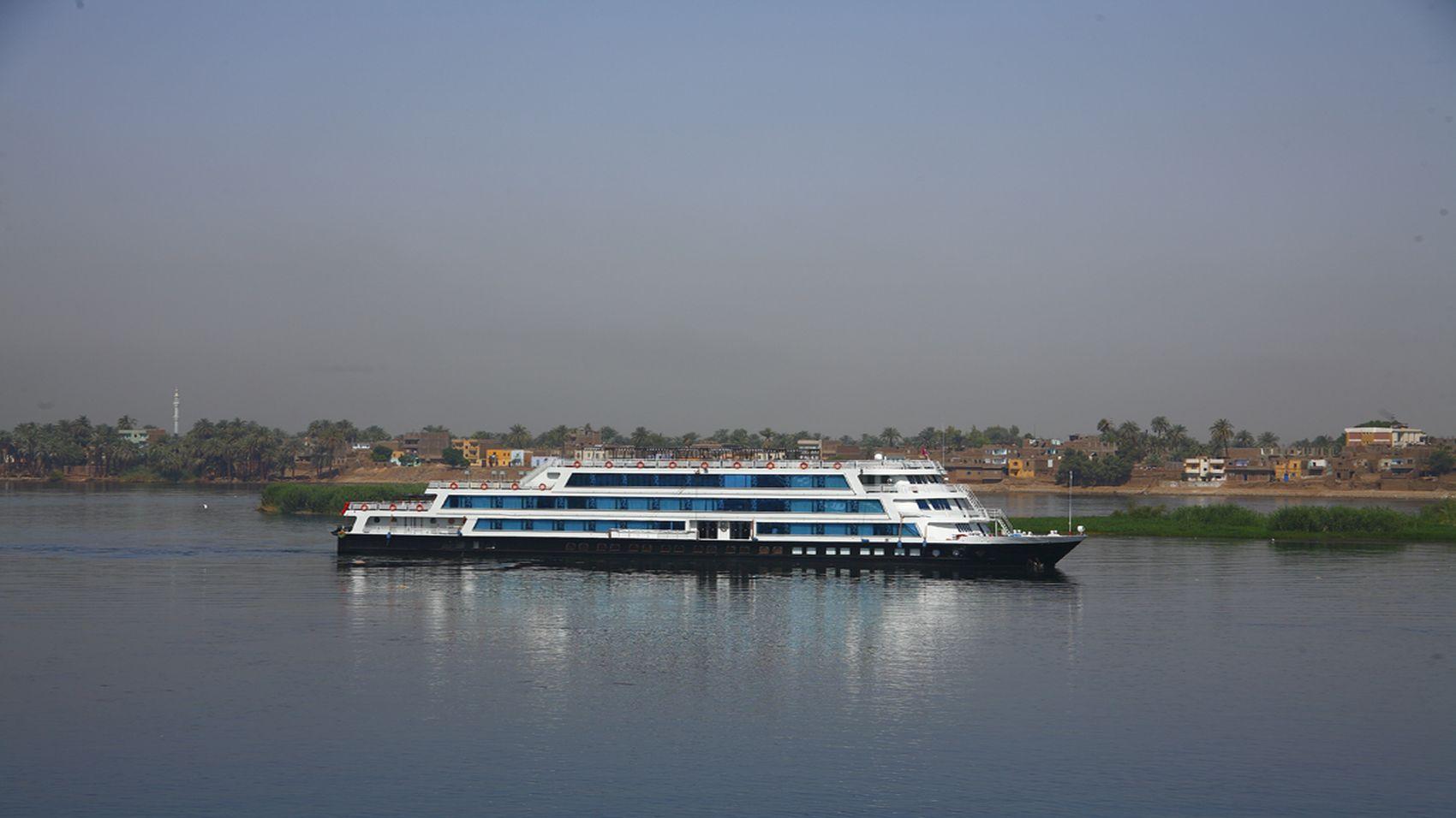 Darakum Nile Cruise Exterior 1