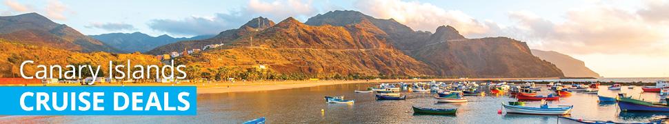 Destination Canary Islands