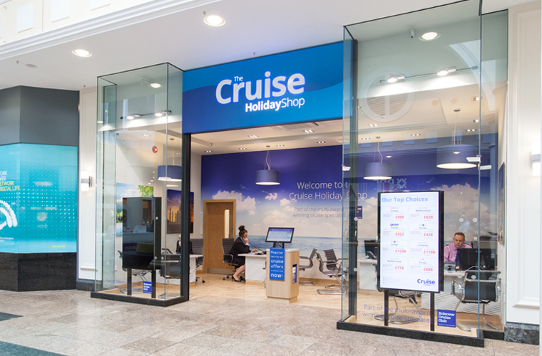 Cruise Holiday Shop Meadowhall