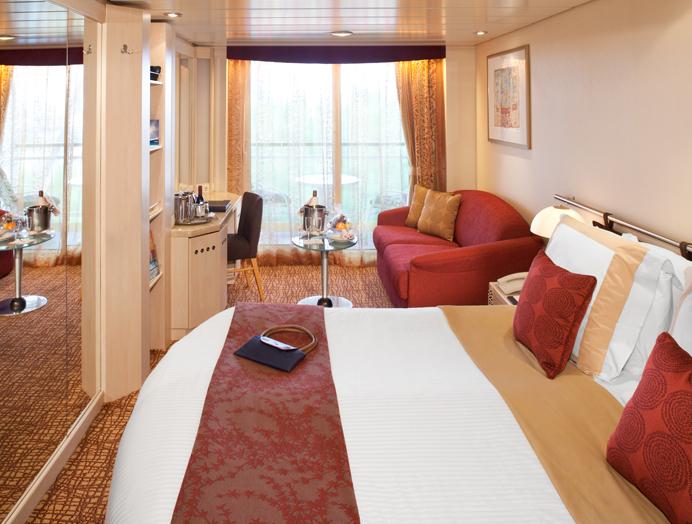 Celebrity Cruises Concierge Class