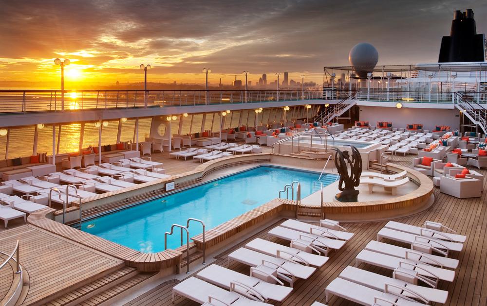 Compras a Bordo de Crystal Cruises