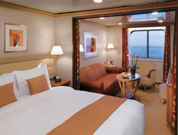 Vista Suite en Silversea