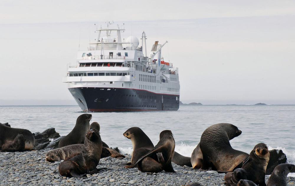 Experiencia Silversea Expedition