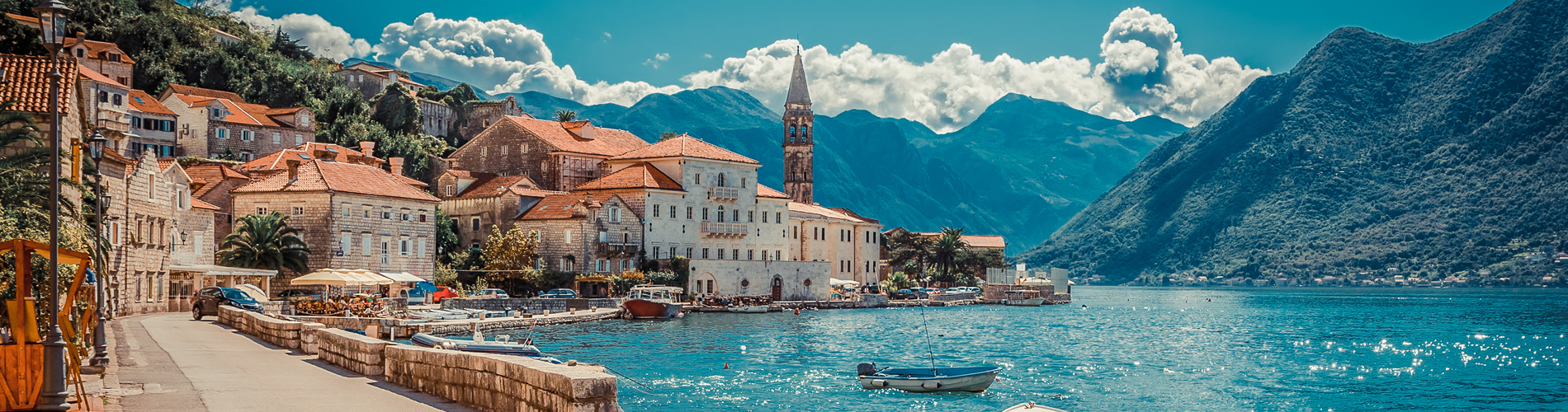 Montenegro Holidays with Cyplon Holidays