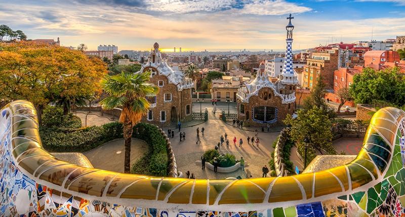 Cruceros desde Barcelona, España