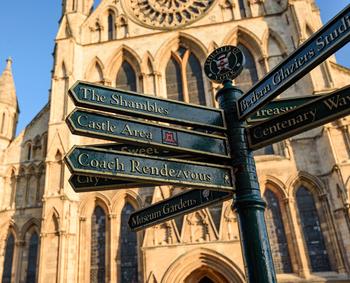 Yorkshire & Northumberland