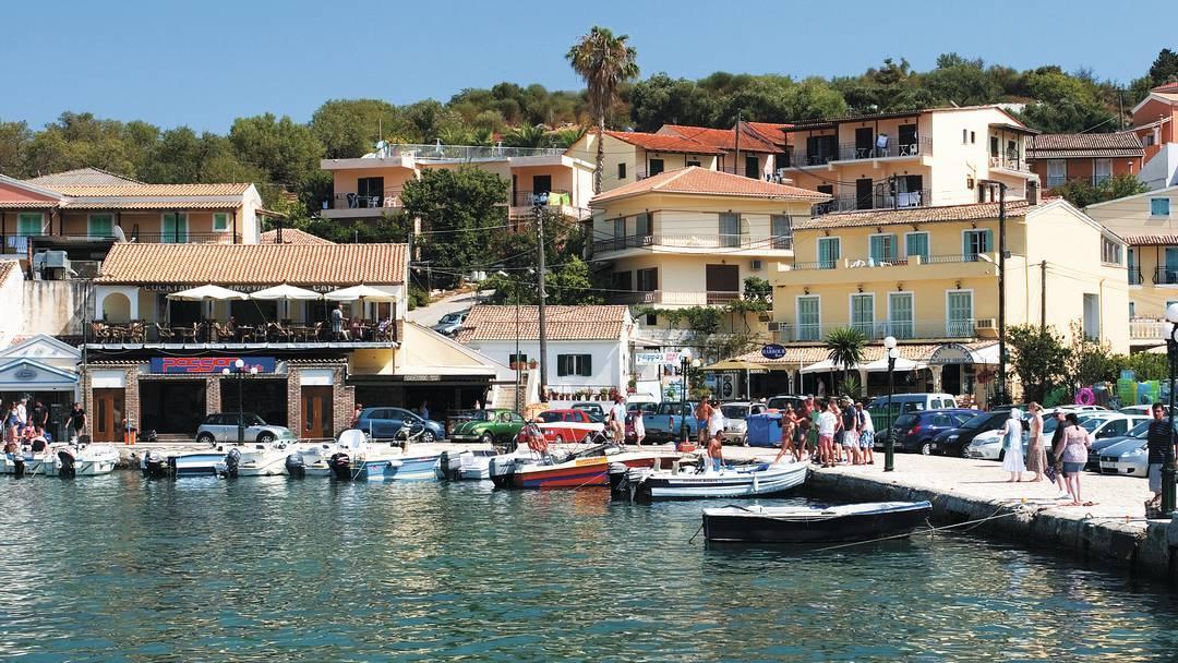 Cheap Holidays to Kassiopi - Corfu - Greece - Cheap All ...