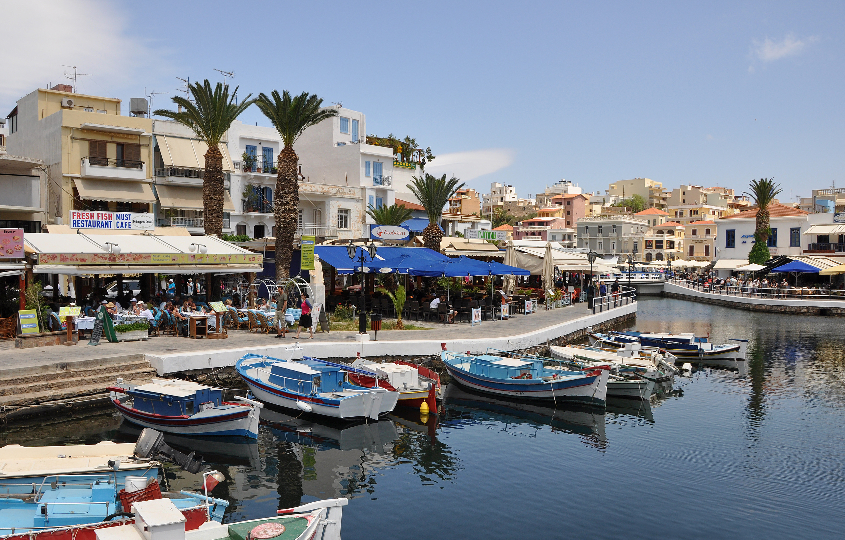 Cheap Holidays To Agios Nikolaos Crete Greece Cheap