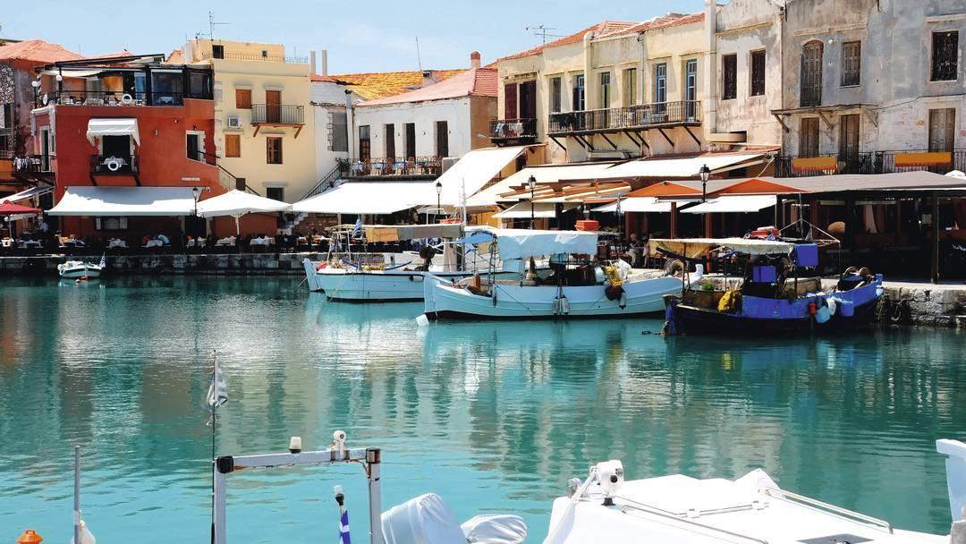 Cheap Holidays to Rethymnon - Crete - Greece - Cheap All ...