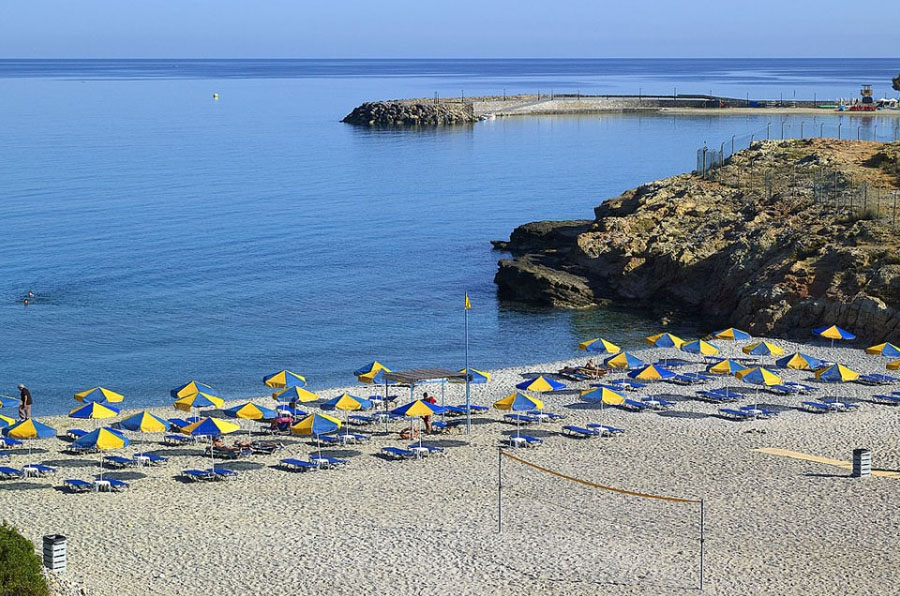 Kreta Kriti Beach Hotel Sissi