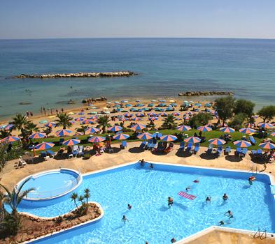 3* Corallia Beach Hotel Apts