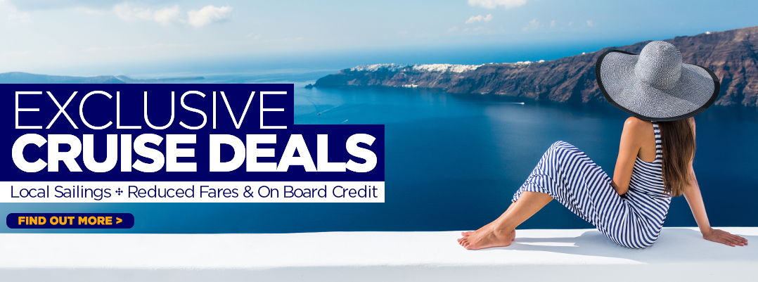 Exclusive Cruise Deals with Cruise1st