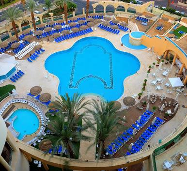 Daniel Dead Sea Hotel