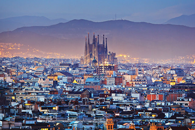 Barcelona Stay & Western Med Cruise
