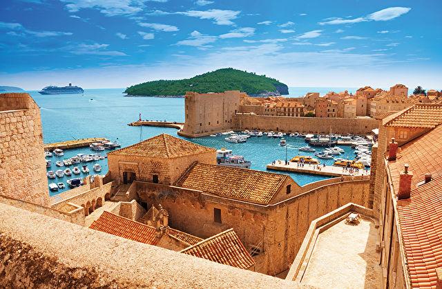 Horizon on the Med Cruise