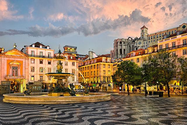 Portugal, Gibraltar and Seville Fiesta