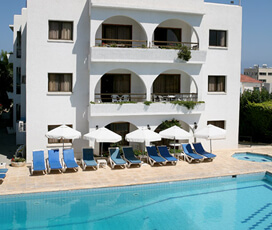 Stephanos Hotel Apartments Special Offer