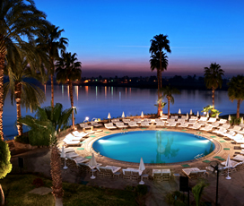 Sheraton Luxor now known as The Achti Resort Hotel