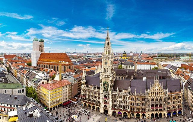 Danube Symphony – Munich to Vienna