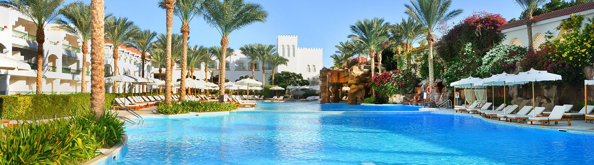 Baron Palms Resort Sharm el Sheikh