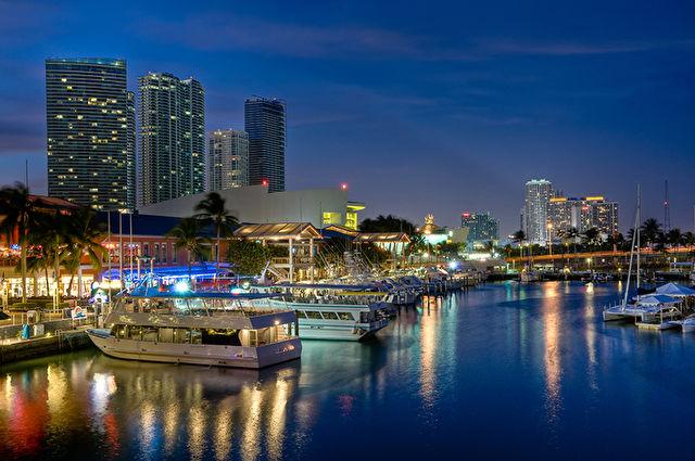 Miami Nights Caribbean Sights Stay & Cruise