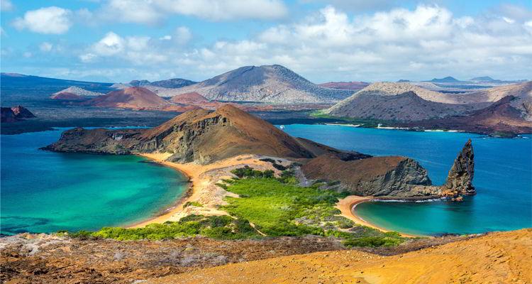 Cruceros Silversea, Islas Galápagos