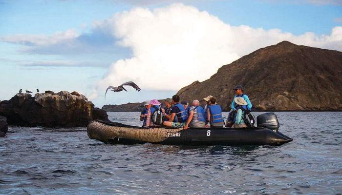 Cruceros Silversea, Barco Silver Galápagos