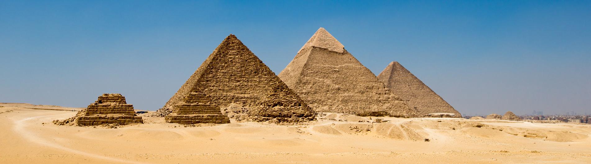 City Break Holidays in Egypt