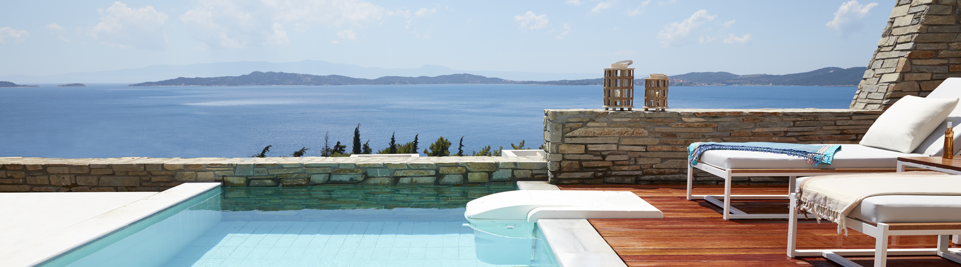 Self Catering & Villa Holidays in Greece