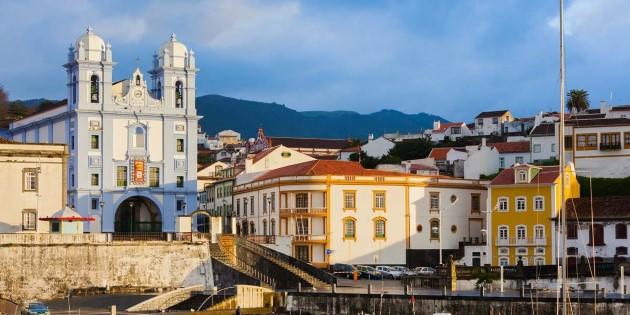Azores, Madeira, Canary Islands - Atlantic Island