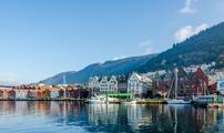 Cruceros por Bergen en Noruega