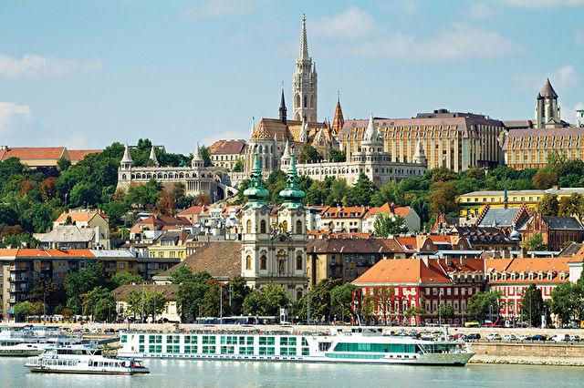 Enchanting Danube