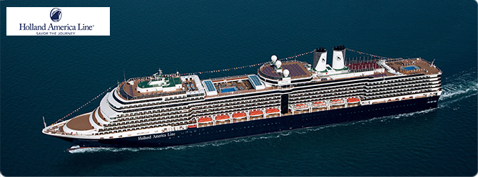 Holland America Cruise Ship - Cruise1st Australia