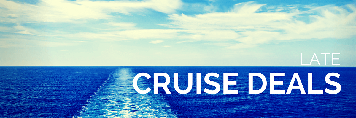 Late Cruise Deals